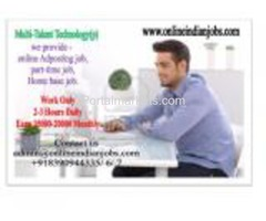 Copy Paste work-Online Jobs,Wanted home based internet job worker. Are you search same contact me