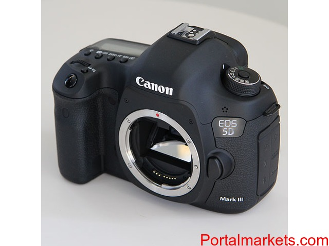 Selling brand new original Canon eos 5d mark III - 1/1