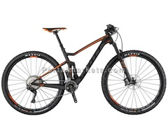 2017 Scott Spark 710 Mountain Bike (GOCYCLESPORT)