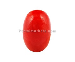 coral gemstone only rs 2100 from dharmikshakti.in