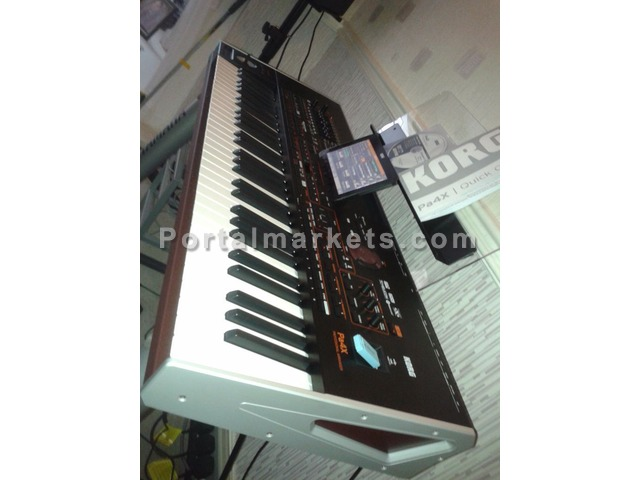 Korg Pa4x for sale 850 Euro - 1/2