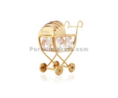 Ornaments-24K Gold Plated Ornaments,Animal