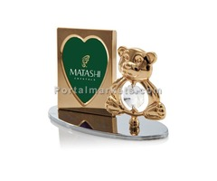 Picture Frames-24K Gold Plated Picture-Frames,Animal