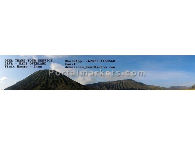 Bromo Travel Packages - 1/1