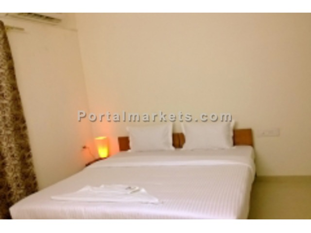 Service Apartment near Manyata Tech Park - 1/3