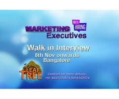 Promotional job in Bangalore