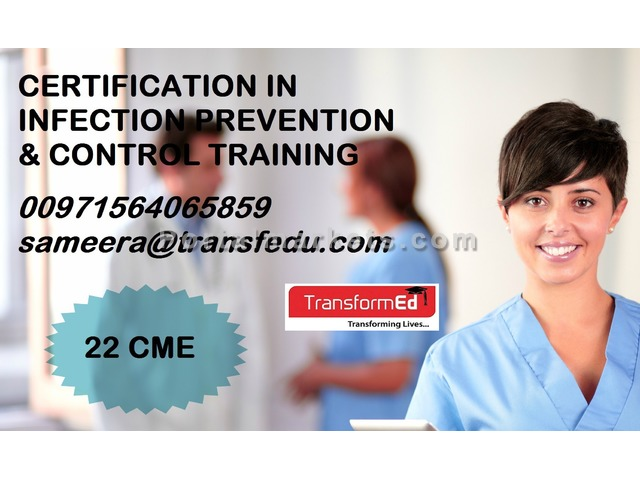 Infection Control Training - 1/1