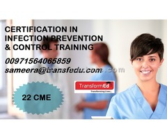 Infection Control Training