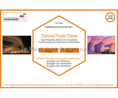 National Summit on Thermal Power Plants in India