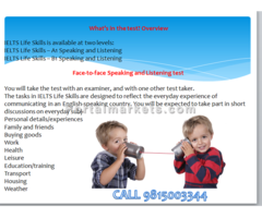 ielts life skills a1 test in nawashahr