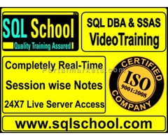 SSAS ONLINE TRAINING at SQL SCHOOL WITH CASE STUDIES