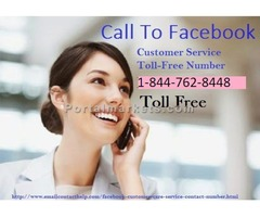 facebook contact  number 1-844-762-8448 Support Phone