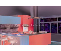 SLEEK THE BEST BRAND FOR MODULAR KITCHEN
