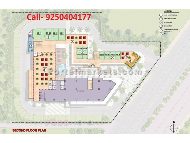 Retail Shops & Food Court | CHD EWay Towers Sector 109 Gurgaon - 3/3