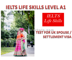 ielts life skills esol a1 test centre in moga,phillaur
