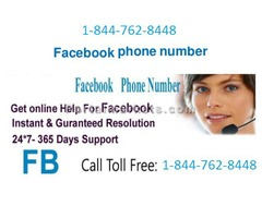 facebook phone number  1-844-762-8448 tech support