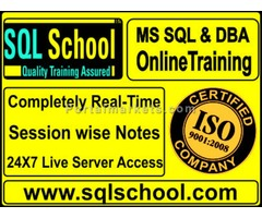 SQL Server 2012 & 2014  DBA PRACTICAL  REALTIME ONLINE TRAINING