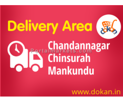 Grocery item, Chinsurah Grocery, Mankundu Dokan, Online Grocery
