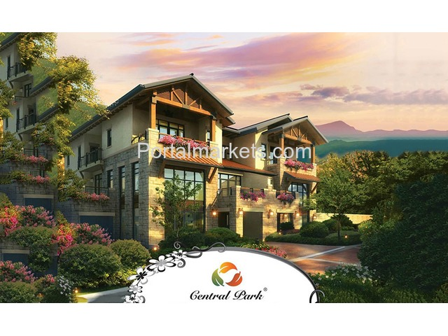 Expandable Villas in South of Gurgaon - Central Park | 9250404178 - 1/1