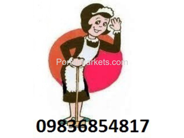 We are providing house keeping candidates For Nurse,Governess,Patient/Child/Mother Care,09836854817 - 1/1