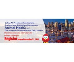 8th Animal Health and Veterinary Medicine Congress