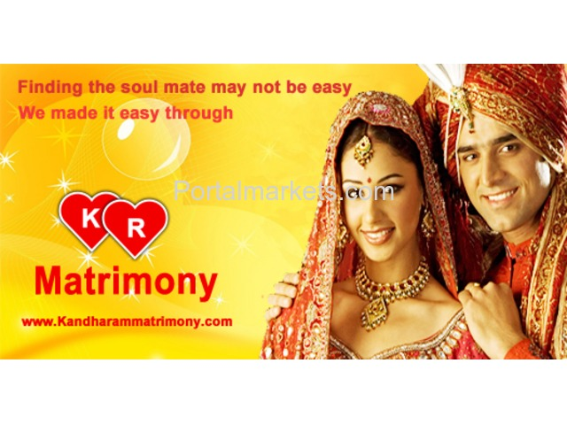 kandharammatrimony.com - Matrimony Website - Most Trusted and  Secure - 1/1