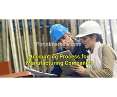 Manufacturing Accounting Outsourcing Services