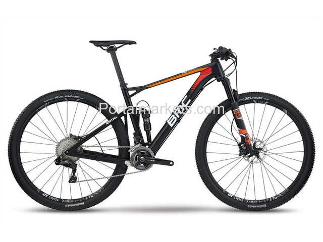 2017 BMC Fourstroke 01 XT Di2 Mountain Bike (GOCYCLESPORT) - 1/1