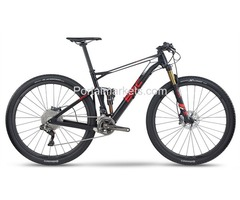 2017 BMC Fourstroke 01 XTR Di2 Mountain Bike (GOCYCLESPORT)