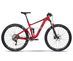 2017 BMC Speedfox 01 XT/XTR Mountain Bike (GOCYCLESPORT)