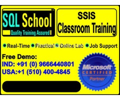 BI (SSIS) Best Practical Classroom Training @ SQL School
