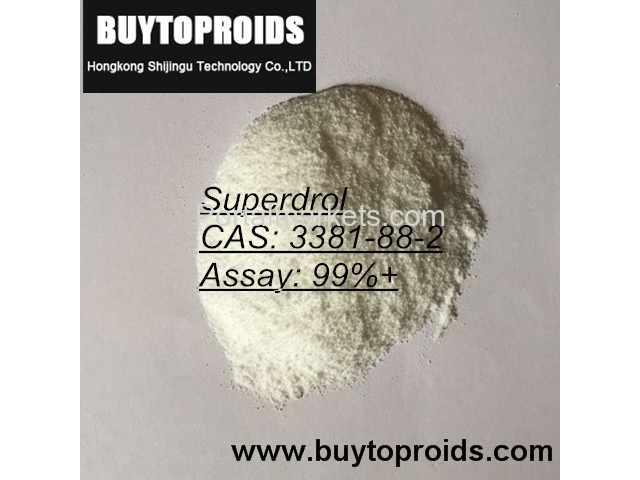 Hormone Raw Methyldrostanolone Superdrol 10mg Tablet Steroids Email:  info@buytoproids com | Portal markets - Add listing free | China | Hong  Kong |