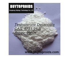 Painless Injectable Testosterone Decanoate Powder Steroid Source Email: info@buytoproids.com
