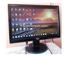 LG SECOND HAND COMPUTER LCD  QTY 4 PCS