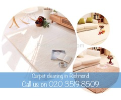 Carpet cleaning services Richmond