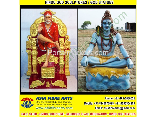 Hindu God Sculpture manufacturers exporters in india punjab ludhiana - 1/3