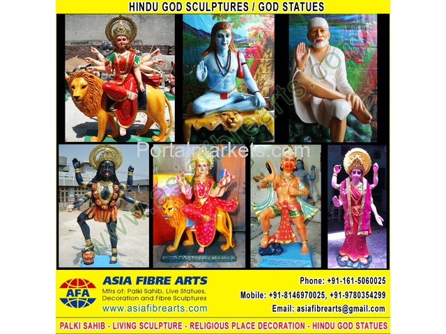 Hindu God Sculpture manufacturers exporters in india punjab ludhiana - 2/3