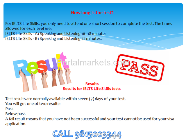 ielts life skills test centre in dehli - 2/4
