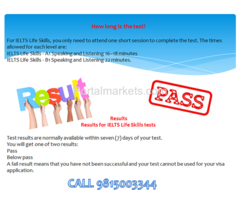 ielts life skills test centre in dehli