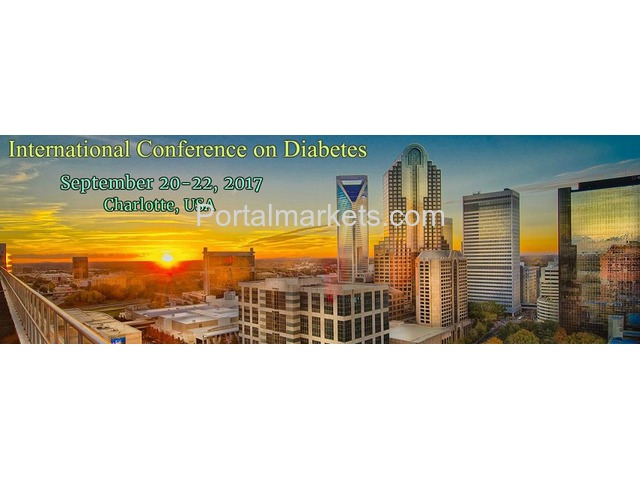 International Conference on Diabetes - 1/1