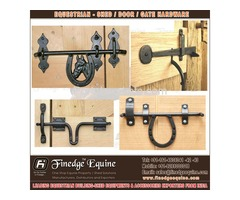 Equestrian Shed Hardware & Accessories - Image 1/4