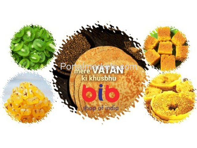 Buy Online Food & Beverages from  bIb – Truely A Shop Of INDIA - 1/1