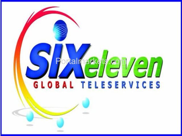 Six Eleven Global Teleservices - 1/1