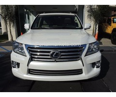 FOR SALE..... NEATLY USED LEXUS LX 570 2014