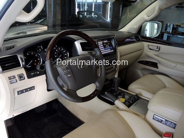 FOR SALE..... NEATLY USED LEXUS LX 570 2014 - 3/3