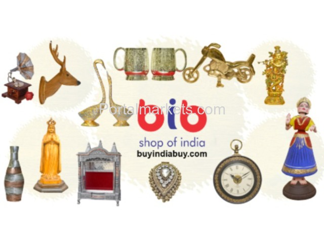 Online Shopping of awesome collection of art & handicrafts in INDIA - 1/1