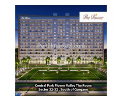 Studio Apartments in Gurgaon - Central Park Flower Valley The Room   9289221168