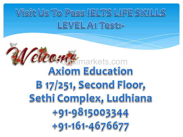 ielts life skills test book in amritsar,nawashahr - 3/4