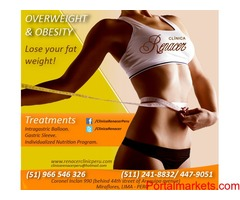 Exclusive treatments for Overweight And Obesity - Renacer Clinic