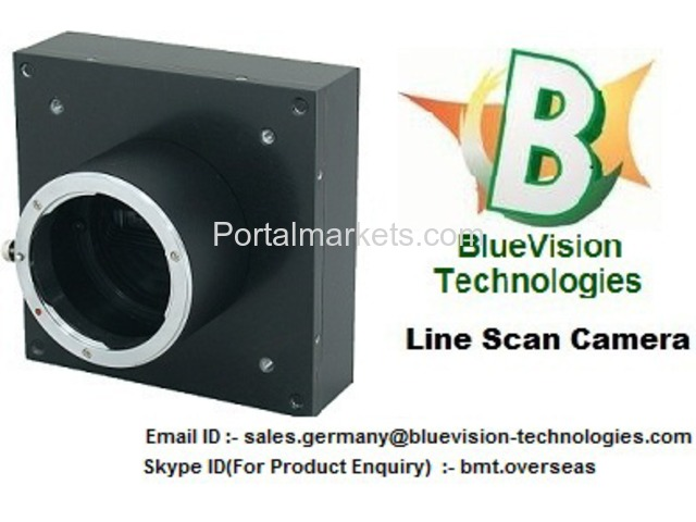 CCD LINE SCAN CAMERA - 1/4